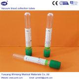 Câmara de ar da heparina das câmaras de ar da coleção do sangue do vácuo (ENK-CXG-026)