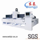 形ガラスのための水平CNCのガラスエッジング機械