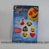 Feuillet en aluminium laminé Sac en plastique à trois sceaux latéraux pour jouets
