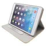 각 기능을%s 가진 iPad를 위한 악어 가죽 예는 조정하고 잔다