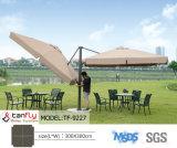 고품질 큰 폴리에스테 방수 로마 알루미늄 우산