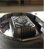 Bandejas e pratos, máquinas de alumínio