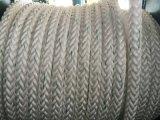 Faser 12-Strand Ropes Seil-Polyester-Seil-Nylon-Seil des Liegeplatz-Seil-pp.