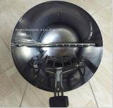 Griglia elettrica del BBQ del fumatore all'ingrosso dell'acciaio inossidabile