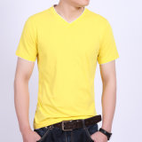 China-Hersteller-Großverkauf-Mann-schwarzer Shirt-Form-Shirt-Entwurf