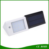 20 LED PIR 운동 측정기 방수 LED 태양 정원 빛 잘 고정된 램프