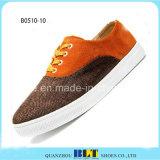 Nouvelles chaussures d'hommes de &Clothes de Fabic de modèle