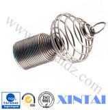 Lentes Met hoge weerstand van de Uitbreiding van het roestvrij staal de Regelbare Spiraalvormige Gerolde