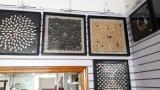 Scultura del legno, arte della Tabella, specchio della decorazione, decorazione domestica, arte del blocco per grafici