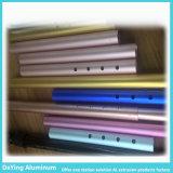 Aluminiumfabrik-MetallProcesing Elektrophorese-Farben-Aluminium-Strangpresßling
