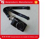 Het Sleutelkoord van de Riem van de Camera van de Polyester van de douane voor PromotieGift