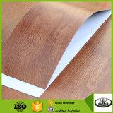 Деревянная бумага пола печатание зерна с высоким качеством