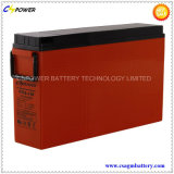 CER Approved Front Terminal Battery Accumulators Telecom Battery 12V120ah