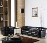Einfaches europäisches Retro Büro-Sofa