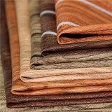Grão de madeira do couro da tampa de assento do carro (altamente risco) Ds-A1118