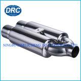 Material del acero inoxidable del silenciador del extractor