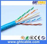 Câble d'intérieur du câble UTP Cat6e CCA du réseau Cable/LAN