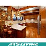 削片板のベニヤの台所食器棚の家具(AIS-K212)