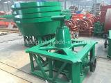 Gold Wet Pan Mill Grinding Gold Mill Machine für Sudan Gold Mining Plant