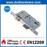 CE Door Lock 5572 para porta de madeira com DIN Euro Perfil