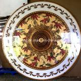 Plafond artistique rond classique pour le marché à la maison de la Turquie de décoration