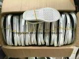 Наиболее поздно шток ботинок холстины дешево хорошего качества вскользь (FF521-3)