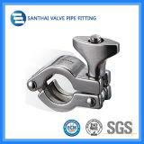 Steelステンレス製の304/316L DIN Sanitaryの重義務Clamp