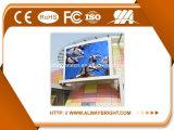 Im Freienbekanntmachen DIP346 farbenreiche P10 LED-Bildschirmanzeige