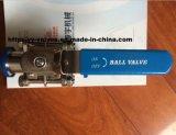 Válvula de Bola Sanitaria con la Norma ISO Placa de Montaje