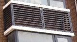 Cerca de la barandilla del aire acondicionado (pago del OA aceptado)