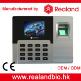 Fingerprint biométrico Tempo Attendance Recorder com Simple Access Control