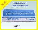 Nuova riparazione di Mahle che revisiona il kit /Set della guarnizione specializzato in motore 4HK1 dell'escavatore fatto in Cina