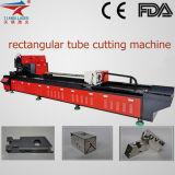 Cortadora del laser de la fibra del buen funcionamiento para el corte del tubo del metal