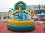 Pool (CHSL250)の熱帯Inflatable Water Slide