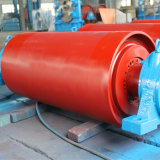 Schweres Conveyor Snab Bend Pulley mit Lagging Block