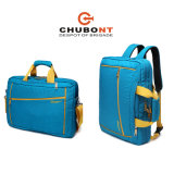 Chubont Wrinkle Material Multi-Function Ladies Laptop Handbag Bacpack