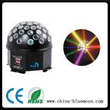단계 점화 LED 마술 수정 구슬 (YE004)