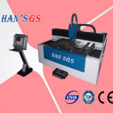 Лазер печатает металлопластинчатые автоматы для резки на машинке