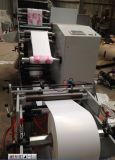 2つのカラー狭い網のロール用紙のFlexoの印字機
