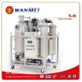 Secagem da filtragem profissional do petróleo da turbina/habilidade Planta-Fortes da desgaseificação (TL-75)