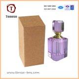 Vakje van de Gift van het parfum het Verpakkende die van het Document van Kraftpapier wordt gemaakt