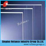 vidrio ultra claro de 3.2m m con el certificado de ISO/Ce