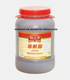 Sauce Hoisin de qualité supérieure de 6,5 kg dans un tambour en plastique