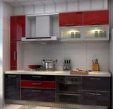 Alder classico Solid Wood Cabinets per Kitchen e Bathroom Bc020