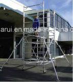 安い装飾のためのセリウムによって証明される足場アルミニウム