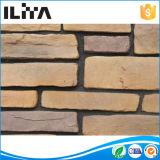 Pierre manufacturée de placage de revêtement en pierre de mur (YLD-70047), brique de trottoir et tuile de trottoir