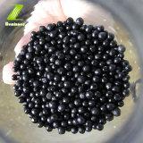 Fertilizante liberado lento de Humizone: Brilho do ácido Humic granulado (HA-G)