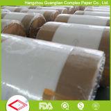 Papel de cozimento de pergaminho de silicone em jumbo Rolls From Factory
