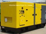 400kVA 320kw Yuchaiの無声ディーゼル発電機の防音のタイプ450kVA