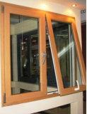 Doppio Glazed Thermal Break Aluminum Tilt e Turn Window